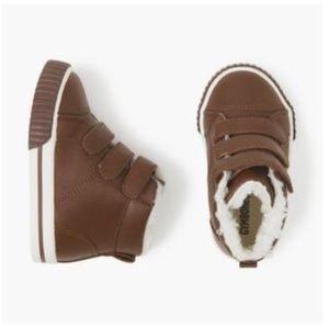 Gymboree Baby Boy Boots NWT